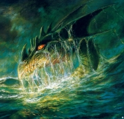 Book of the Sea Monsters Cover