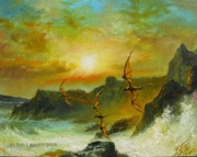 The Coast, with Dragons,After Church