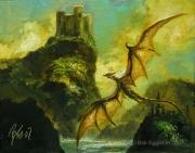 The lake dragon