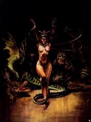 The strickland demon