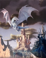 Attack of the white dragon