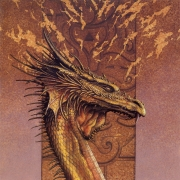 Kylandien son of the regal golden dragon