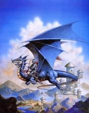 Dragon steed