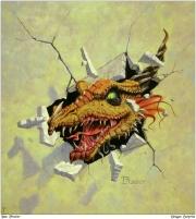 Dragon surprise