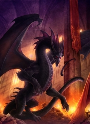 Dragons of shadow