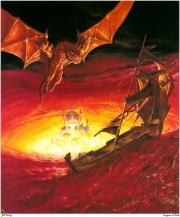Dragon of faith