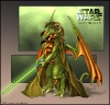 Dragon jedi knight