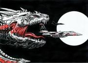 Dragon vs Fighter