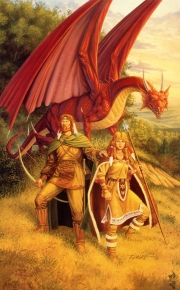 Dragons of autumn Twilight II