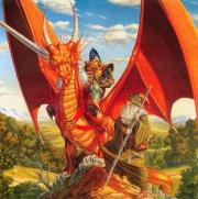 Lord Gunthar and Fisban