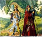 Dragons of spring dawning II