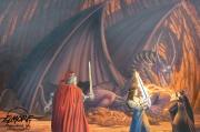 Llair of the black dragon
