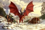 Through the dragons pass