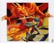 Basic D&D red Dragon