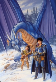 Dragons of winternight