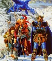 Dragons of winternight I