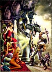 The sorceress castle