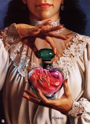 Forbidden fragrance