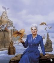 Anne Mccaffrey dragonlady of Pern