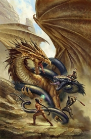 Serpent and Dragon