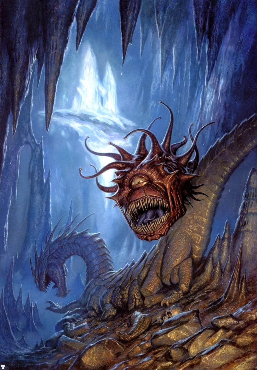Todd Lockwood | Dragonslayer-Network