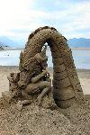 Drachensandskulpturen 2008