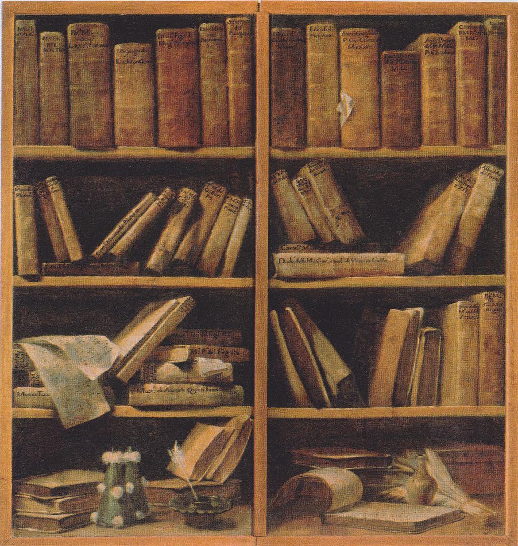 Bücherregal gemalt  Bücherregal Gemalt   ambiznes.com