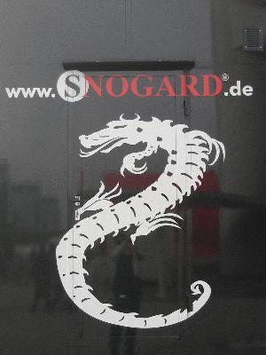 Drache Cebit Snogard