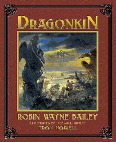 robin wayne bailey dragonkin buch 1