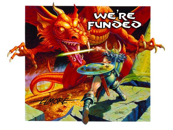 Elmore bei Kickstarter