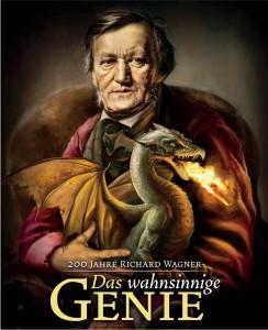 Cover des Spiegels anlässlich Richard Wagners 200. Geburtstag
