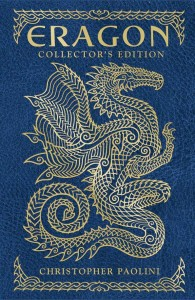 Eragon Cover im Ciruelo Design